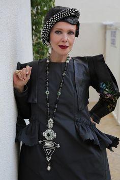 ADVANCED STYLE: Valerie von Sobel, Beverly Hills