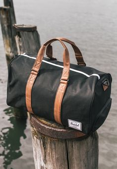 The Herschel Supply Co. Novel Duffle - The official bag of Overpackers Anonymous.