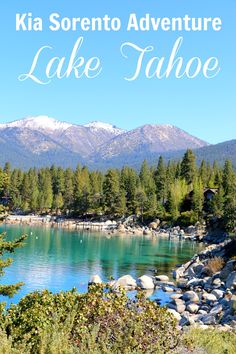 The most amazing adventure in  Lake Tahoe. So many tips for things to do! AD