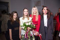 LUBLU Kira Plastinina SS14 fashion show, post show image.
