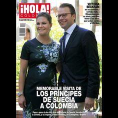 ¡HOLA! Colombia 88. October 2015. #SwedishRoyals #PrincessVictoria @revistaholacolombia
