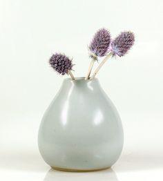 Mini Teardrop Stoneware Bud Vase by funsize ceramics on Scoutmob Shoppe