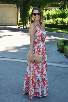 Resort Wear || All your vacation must haves || Bright floral Maxi || Summer style || Colorful dresses