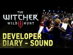 The Witcher 3: Wild Hunt || Creating the sound - YouTube |  Celebrate the release of The Witcher 3: Wild Hunt -- Game of the Year Edition and listen to CD PROJEKT RED team members talk about the challenges of designing, producing and recording the award winning music and sounds of Geralt of Rivia's final adventure. #Gaming #VideoGames #PCGames #RPG #CDProjektRed #CDPR #Witcher3 #VideoGameArt #GamesArt