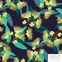 """Jocelyn Proust (@jos_proust) on Instagram: """"Australian Native Floral Series #jocelynproustdesigns"""