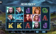 Fanúšikov tohto kultového filmu poteší, ak sa aj na hracom automate objavia jednotlivé postavy  z filmu vrátane Connor McLeod, Brends Wyatt a Kurgan. #Highlander #hracieautomaty