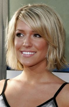 Medium Length Hairstyles for Thick Hair 2013