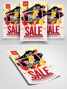 Postcard Design, Business Flyer, Black Is Beautiful, Black Friday, Poster, Posters