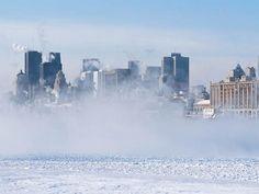 Montréal et le St-Laurent