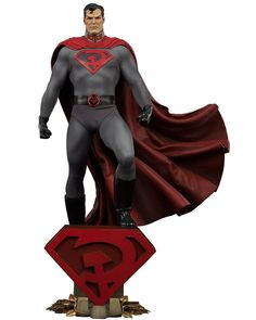 Superman Red Son Premium Format - Sideshow Collectibles