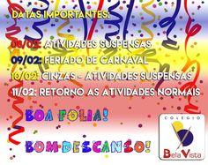 Carnaval colegio bv