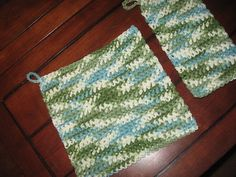 Easy Crochet Hot Pads for Bread Bakers: Easy Crochet Hot Pads for Bread Bakers