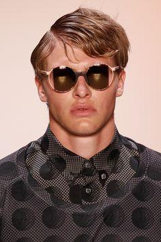 ANDY WOLF x JULIAN ZIGERLI / LIFE IS ONE OF THE HARDEST / SPRING/SUMMER 2015 / MENSWEAR / EYEWEAR / SUNGLASSES / COOPERATION / EYEWEAR / BERLIN / FASHION WEEK Andy Wolf, Mercedes Benz, Sunnies, Sunglasses, Berlin Fashion, Mens Glasses, Spring Summer 2015, Eyewear, Concept