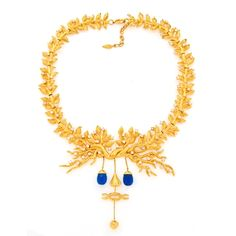 Clairista, Artista: Salvador Dali's Jewelry: The Tree of Life Necklace