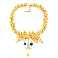 Clairista, Artista: Salvador Dali's Jewelry: The Tree of Life Necklace