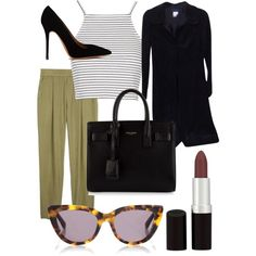 Summer Nights by olive-izzet on Polyvore featuring polyvore, fashion, style, Topshop, Sue Wong, Joseph, Acne Studios, Yves Saint Laurent, Sunday Somewhere and Rimmel