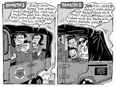 Mice Cartoon, Kompas Minggu, 20.04.2014: Termasuk yang mana?