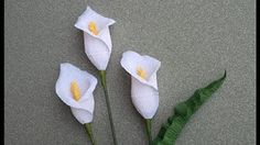 Crepe Paper Flowers | Kin Community - YouTube