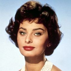 Sophia Loren is a highly popular and accomplished actress who often appears in lists of the most beautiful actresses of all time.