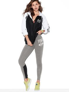CollegiateYoga Legging - PINK - Victoria's Secret