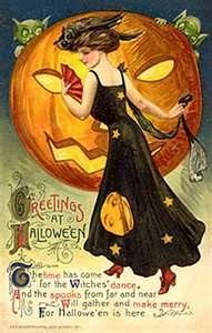Image Search Results for vintage halloween images