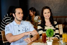 Oyo Boy Sotto and Kristine Hermosa Orille