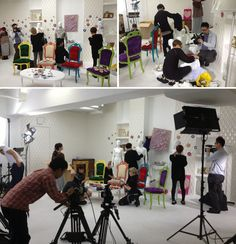 【バンタンデザイン研究所】NHKワールド「Kawaii International」にスタイリスト学科の学生が出演!