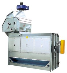 Rotary Drum Cleaner with Aspiration Unit