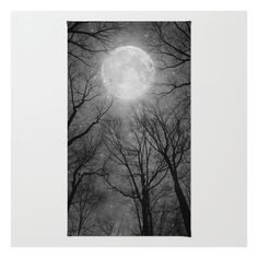 May It Be A Light (dark Forest Moon) Rug ($28) ❤ liked on Polyvore featuring home, rugs, chevron rugs, non skid area rugs, black and white zig zag rug, machine washable area rugs and black and white rug