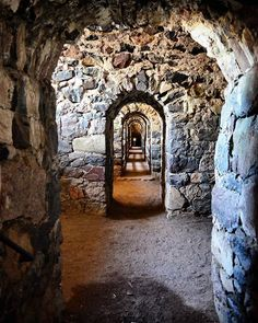 Best twelve photos published on my feed in May: Suomenlinna Helsinki Finland. Peeking at the secret paths inside Suomenlinna Sea Fortress walls. Visit Helsinki, Walking Tour, World Heritage Sites, More Photos, Finland, Places Ive Been, Paths, Travel Photography, Tours