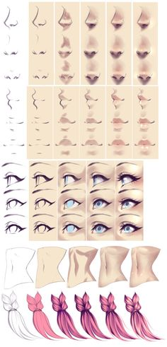 How I Paint - Several Things by rika-dono on @DeviantArt