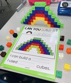 This is a great resource for reviewing math standards. These activities are easy to prep and use in the classroom. My students have enjoyed using the counting cubes to complete each activity.