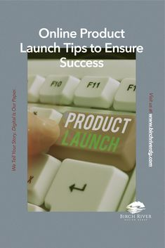 Online Product Launch Tips to Ensure Success An online product launch involves sophisticated digital marketing techniques. Here are a few tips to ensure a successful one. #BRDG #digitalmarketing #onlineproductlaunch Online Campaign, Email Campaign, Digital Story, Target Customer, Bounce Rate, Marketing Techniques, Digital Marketing Strategy, Influencer Marketing, Business Tips