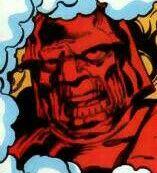 Darkseid New God of all Evil on Apokolips