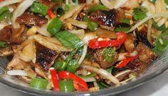 Kilawin na Tainga ng baboy Kapampangan Style - Mely's kitchen