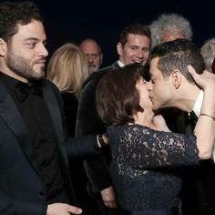 Rami Malek Queen, It Movie Cast, It Cast, Sami Malek, Rami Said Malek, Mr Robot, Ben Hardy, Academy Award Winners, Somebody To Love