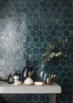 New Wall Tile Trends That Are Anything But Utilitarian