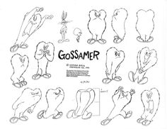 Enjoy a Collection of Original Model Sheets from the classics Looney Tunes ! Looney Tunes is an American animated series of comedy short films Witch Characters, Looney Tunes Characters, Looney Tunes Cartoons, Cartoons Love, Famous Cartoons, Classic Cartoons, Male Character, Character Model Sheet, Character Modeling