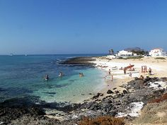 Fuerteventura, playtas de Corralejo