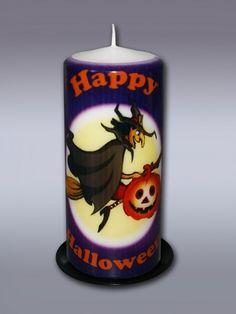 свеча пеньковая хэллоуин, артикул 1553 (Омский Свечной)