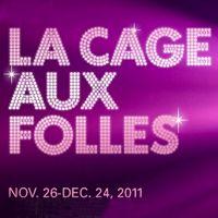 Vancouver Playhouse's La Cage aux Folles, 2011.