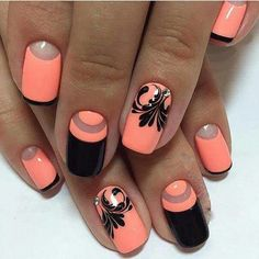 Random Design Nails
