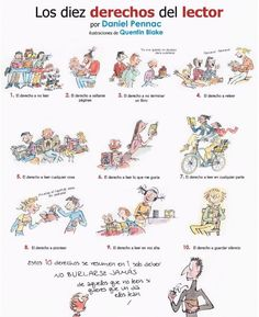 Life is a Book: - Best Book Recommendations 2019 Quentin Blake, Spanish Classroom, Teaching Spanish, Book Memes, Book Quotes, I Love Books, Books To Read, Read To Self, Roman