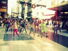 Flashmob Party Rock