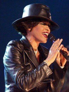 Whitney Houston Stunning Beauty