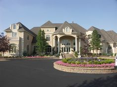 french chateau - Google Search