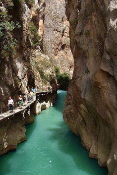 Turkey Travel Inspiration – Saklıkent,Fethiye, Turkey – Jesslyn Khor – Join the world of pin Beautiful Places In The World, Places Around The World, Oh The Places You'll Go, Wonderful Places, Places To Travel, Places To Visit, Around The Worlds, Antalya, Istanbul