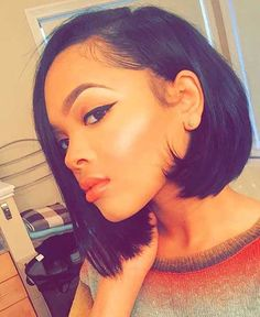 Magnificent Bobs Beauty And Hairstyles On Pinterest Short Hairstyles Gunalazisus