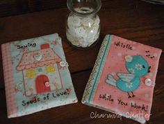 Charming Chatter: Needle Books