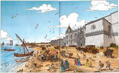 Mosteiro dos Jerónimos. Portugal. Luís Diferr